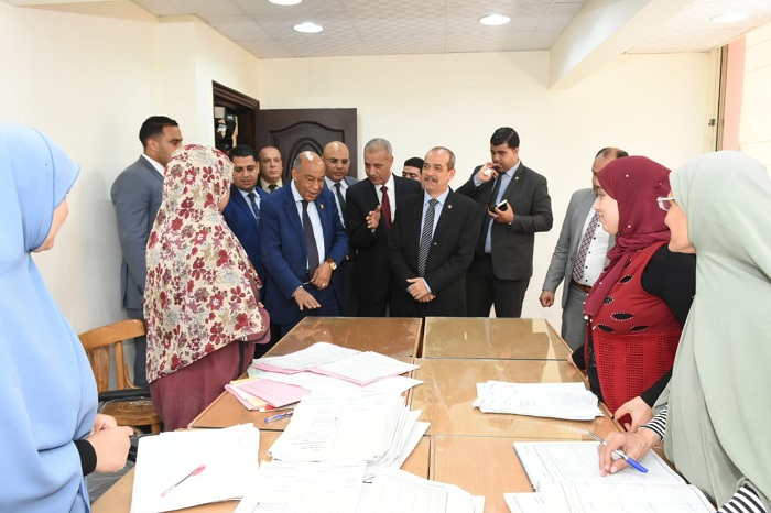 المقر الجديد لفرع هيئة قضايا الدولة الزقازيق4