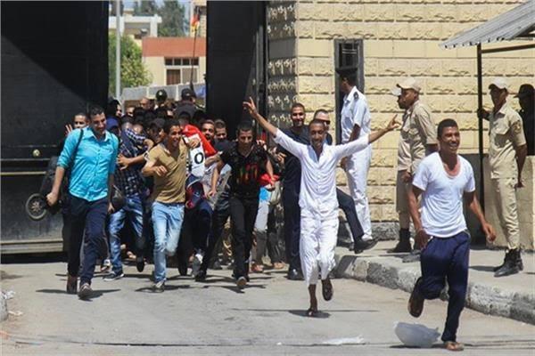 وزارة الداخلية تفرج عن 712 سجينًا بعفو رئاسي   الشرقية توداي